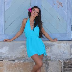 Beach to Bar Wear, Australian designer ByTempest has created the Barbados Mini to be feminine and accommodating to most female body shapes. Offering a beautiful design with 4 great colour popping colours to select from www.bytempest.com  Model; Emma Rose Photo by; Avenew