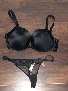 Sexy Push Up Bikini Women Swimsuit Bandeau Beach Wear Brazilian Bikini Set Swimwear Bathing Suit Swimming Suits - S Lingerie Uk, Jolie Lingerie, Lingerie Outfits, Bra And Underwear Sets, Bra And Panty Sets, Ladies Underwear, Looks Pinterest, Lingerie Collection, Victoria Secret