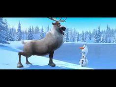 Custom Disney Movie Cartoon Frozen Sven And Olaf Cute Doormat Disney Olaf, Disney Frozen, Disney Pixar, Frozen 2013, Funny Disney, Disney Characters, Sven Frozen, Frozen Movie, Disney Full Movies