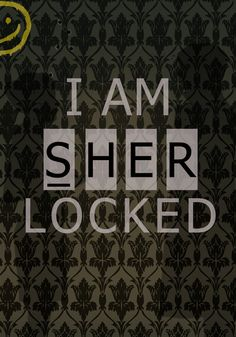 Sherlocked Art Print/Society 6