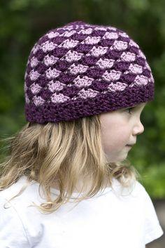 Ravelry: Frosted Plum Hat pattern by Brandi Isham