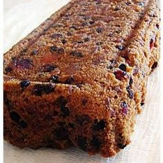 It's a shame that fruitcake as a species gets such a bad rap. With its two key ingredients--rum and butter--it ought to be a hit. This recipe includes dried cherries, mango, cranberries, and currants soaked in rum overnight (a week or a month or more is even better). After it's baked, it ages in cheesecloth with additional splashes of rum. Let it ripen for 10 weeks for best flavor.