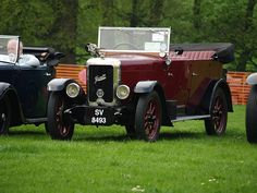 Jowett Old Touring Cars - 1929 Vintage Cars, Antique Cars, Touring, Automobile, Passion, Vehicles, Car, Rolling Stock, Autos