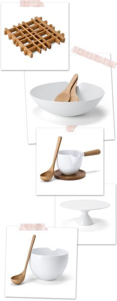 Love the sauce boat from jamieoliver.com. £26.
