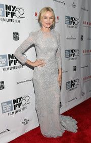 Naomi Watts Evening Dress