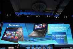 Intel's announced ways to make its ultrabook processors better in smaller devices. #CES