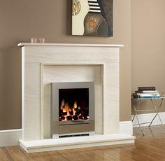 Studio contemporary fireplace
