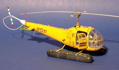 Agusta Bell AB-47 J/J-3 Review by Brett Green (Tail Boom 1/48)
