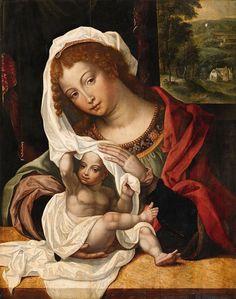 The Virgin and Child - Kunsthaus Lempertz