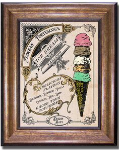 What every happened to Florean Fortescue? This vintage style ad for one of Diagon Alleys sweetest shop is ready to go. Harry Potter fan approved, this will look great in any home and gives a small nod to the classic world of Harry Potter. Print is available in Multiple Sizes 5x7,