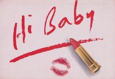 'Hi Baby' by Brian Zick (1979)