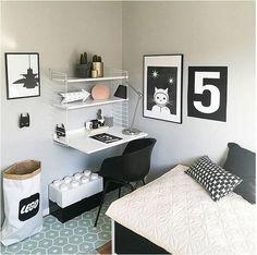 30 fotos e ideas para decorar una habitación infantil actual. | Mil Ideas de Decoración