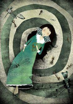 Anne-Julie Aubry Спираль мечты