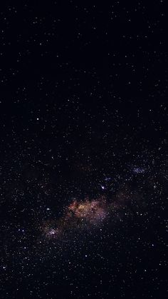 iPhone, Stars, Galaxy, Space, Black - Wallpaper
