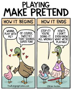 15 hilarious parenting comics that are almost too real. *This one is SO me with Kaylie!!!*