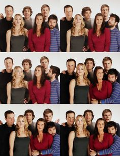 the awesome chuck cast