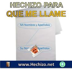 Hechizo Para Que Me Llame Ahora Llamas, Wicca, Reiki, Chakra, Positivity, Personal Care, Love, Reading, Tips