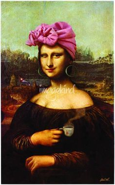 """Mona Lisa Cubana"" by Alvaro Diaz-Rubio"