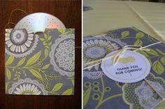 DIY mixed CD cover
