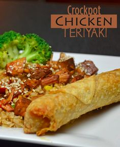 If you are looking for a Crockpot Chicken Teriyaki recipe, look no further. This delicious recipe is sure to be a hit! Slow cooking is the way to go!