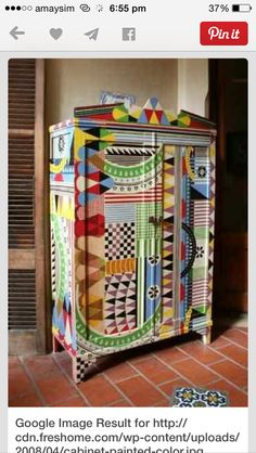 I want this to put my craft stuff in and put it in our...