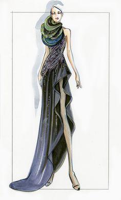 Design & Illustration by Paul Keng Demo 11 | 25 | 14 - Bev/Hanada