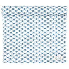 GREENGATE jetzt bestellen bei HIHOLA HOUSE&GARDEN - GreenGate Tischläufer Lolly blue mit schönem Blümchenmuster