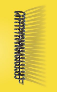 Feature Radiators - Product - Hot Spring radiator - a spiralling achievement