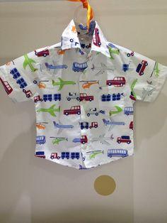 Camisa social - Meios de transportes