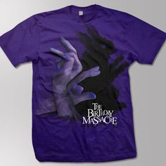 THE BIRTHDAY MASSACRE Shadow Puppet T Shirt