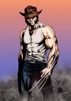 Wolverine - Pencils by Caio Marcus & Digital Inks by Matt James & Color by MStasko Marvel Dc Comics, Anime Comics, Marvel Heroes, Wolverine Art, Logan Wolverine, Logan Xmen, Comic Book Characters, Comic Character, X Men Personajes