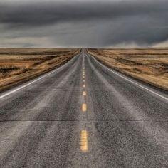 A Secondary Highway- Photography of Robert Scott