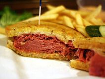 A Sandwich a Day: The Reuben at Exchequer Restaurant & Pub | Serious Eats: Chicago