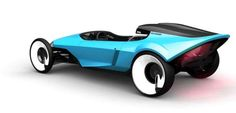 The Volkswagen Moog is a Daft Punk-Approved Concept Ca