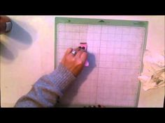How to clean, restick and reuse your Cricut cutting mat.    This looks like the best way to me!!!