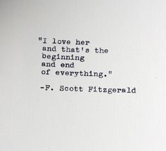 damn Fitzy, I'm in love with your words!