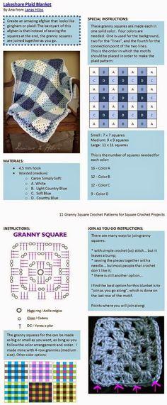 La Magia del Crochet: Más mantitas de bebé