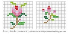 Thrilling Designing Your Own Cross Stitch Embroidery Patterns Ideas. Exhilarating Designing Your Own Cross Stitch Embroidery Patterns Ideas. Tiny Cross Stitch, Cross Stitch Flowers, Cross Stitch Designs, Cross Stitch Patterns, Cross Stitching, Cross Stitch Embroidery, Embroidery Patterns, Marianne Design, Loom Beading