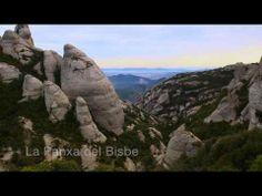 ▶ Sant Jeroni, el cim més alt de la muntanya de Montserrat (Bages i Baix Llobregat) - YouTube