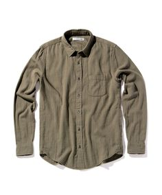 Outerknown is a coastal-minded men's clothing brand that explores the connections between style and sustainability. Mens Clothing Brands, Nick Miller, New Girl, Shirt Dress, Mens Tops, Shirts, Clothes, Shopping, Style