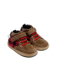 Robeez® Mini Shoez 'Little Logger' Shoe (Baby & Walker) available at #Nordstrom #pinparty