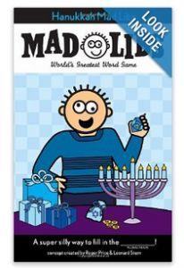 Hanukkah MadLibs Fun