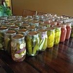 Tons of tried and true deliciously easy canning recipes. Easy Canning, Canning Tips, Home Canning, Canning Recipes, Canning Process, Canning Food Preservation, Preserving Food, Preserving Tomatoes, Bread & Butter Pickles