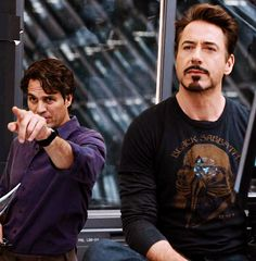 The Science Bros are judging you. This needs to be on the cover of my bio book.