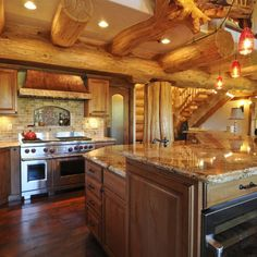 Log Homes Design, Pictures, Remodel, Decor and Ideas - page 35 More
