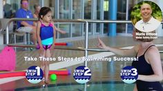 This is part three of a three step video series of the SwimWays Swim Steps process. As your child becomes more confident in the water it's important that the. Usa Swimming, Swim Training, Water Safety, Learn To Swim, Life Skills, Confident, Noodles, Children, Kids