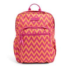 Lighten Up Medium Backpack in Ziggy Zags, $78 | Vera Bradley