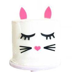 Kitty Cat Cake Topper Kit