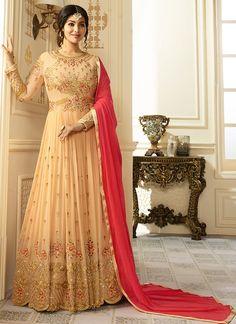 f0a381cafb 26 Best Anarkali images | Anarkali suits, Designer anarkali dresses ...