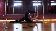 100 Day Contortion Challenge, Accepted! I started this challenge to motivate and push myself towards contortion-like flexibility for advanced pole moves. For months I have been looking at flexibility inspiration on pinterest, every once in…